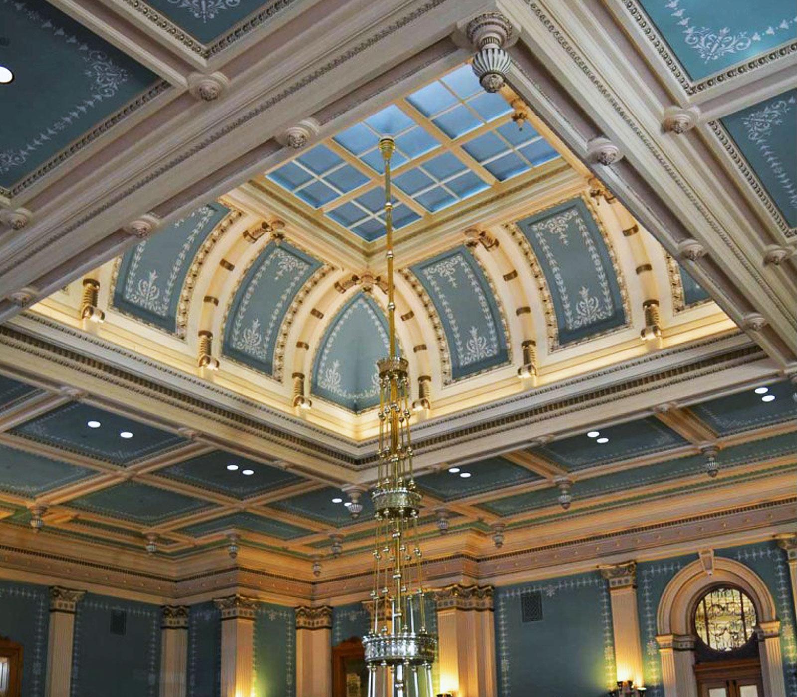 Denver Capitol Restoration