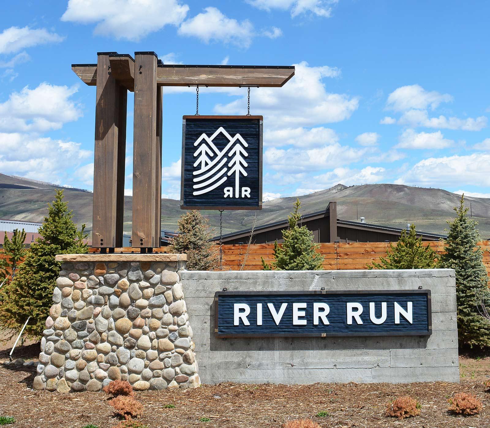 River Run Monument